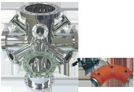 Vacuum Components & Chambers